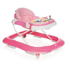 Andador basic plus rabbit rosa de MS
