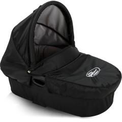 Capazo Deluxe 2013 + Adaptador Grupo 0 Negro/gris de Baby Jogger