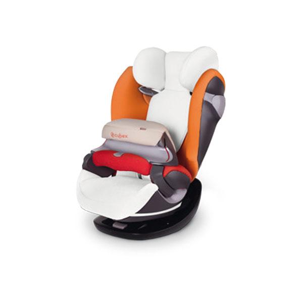 Funda de verano para la silla pallas solution m fix de cybex todopap s - Funda silla cybex ...