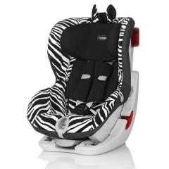 Silla de auto grupo 1 King II LS Smart Zebra de Römer