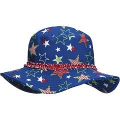 Sombrero protección solar estrellas de Playshoes