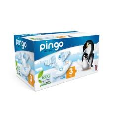 Pañales Ecológicos Pingo Talla 3 (4-9 Kilos) 88 Uds.