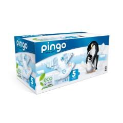 Pañales Ecológicos Pingo Talla 5 (12-25 Kilos) 72 Uds.