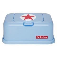 Caja Dispensadora de Toallitas Estrella Celeste de Baby-care