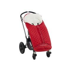 Saco para silla invernal rombo rojo de NAF NAF