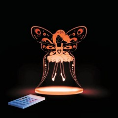 Lámpara Hada de Aloka