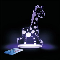 Lámpara Jirafa de Aloka