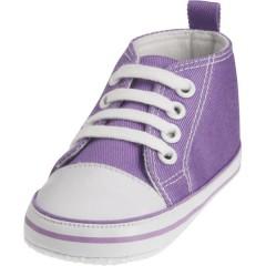 Zapatillas Bebé Lila de Playshoes