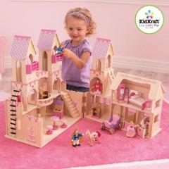 Castillo para muñecas de Kidkraft