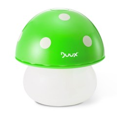 Humidificador ultrasónico seta verde de Duux