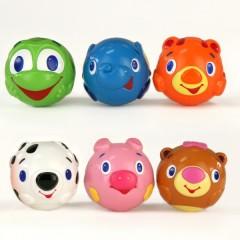 Set bolas 6 personajes de Having a Ball