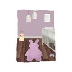 Alfombra Bunny Parme de Nattiot
