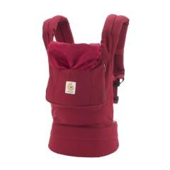 Mochila Porta Bebé Original Rojo de Ergobaby