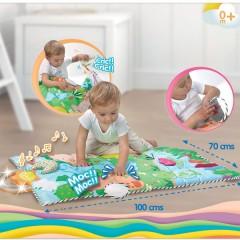 Mantita de Actividades Electrónica de Nenuco Baby