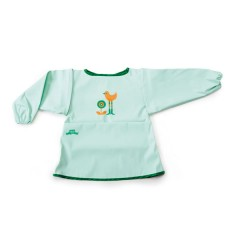 Delantal-Babero impermeable green de Baby To Love