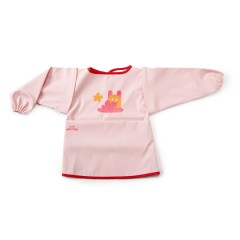 Delantal-Babero impermeable pink de Baby To Love