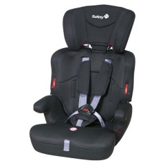 Silla Auto Grupo 1/2/3 Ever Safe Full Black de Safety 1st