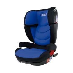 Silla auto grupo 2, 3 F700I Isofix Azul de Sparco Corsa