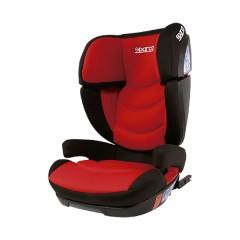 Silla auto grupo 2, 3 F700I Isofix Roja de Sparco Corsa