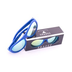 Gafas de Sol Classic Junior Blue de Shadez