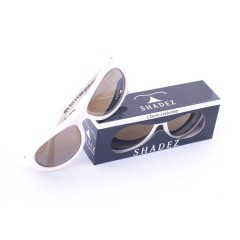 Gafas de Sol Classic Junior white de Shadez