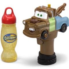 Pistola Burbujas Tow Mater Disney Cars®  de Gazillion