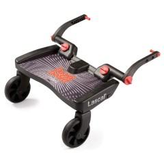 Buggy Board Maxi Negro de Lascal