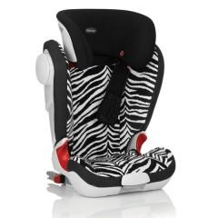 Silla de Auto Grupo 2, 3 Kidfix Xp Sict Smart Zebra de Römer