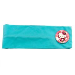 Cinta de pelo azul Hello Kitty de TodoPapás Outlet