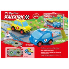 My first scalextric - Producto con Tara