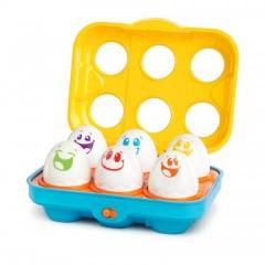 Huevos Parlanchines de Giggling Gourmet