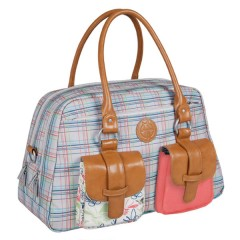 Bolso Metro Bag Candy Striped de Lässig