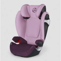 Silla de Auto Grupo 2, 3 Solution M Princess Pink de Cybex