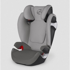 Silla de Auto Grupo 2, 3 Solution M Manhattan Grey de Cybex