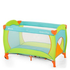 Cuna de Viaje Sleep´n Play Go Plus Multicolor Sun de Hauck