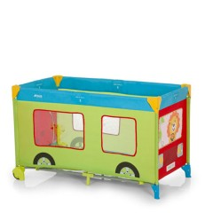 Cuna de Viaje Dream´n Play Go Plus Fun Jungle de Hauck
