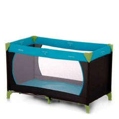 Cuna de viaje Dream´n Play Waterblue de Hauck