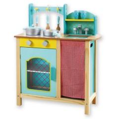 Cocina Azul de Andreu Toys