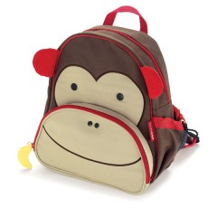 Mochila Skip Hop Zoopack Monkey