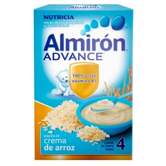 Papilla Almiron Advance crema de Arroz