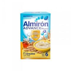 Papilla Almiron Advance 8 Cereales con Miel
