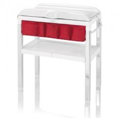 Bañera Cambiador Spa con Bolsillos Red de Inglesina