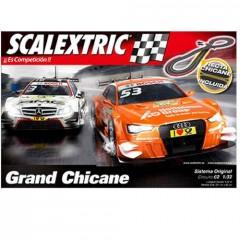 Circuito gran chicane de Scalextric