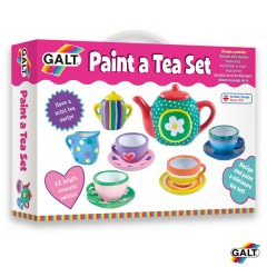 Decora tu Juego de té de Galt
