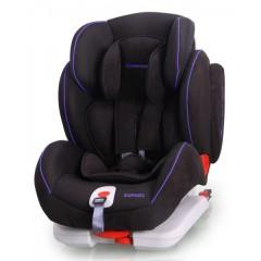 Silla de Auto con Isofix Canada Grupo 1 2 3 Negra Morado de Mondial Safe