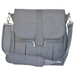 Bolso backpack heather gris de JJ Cole