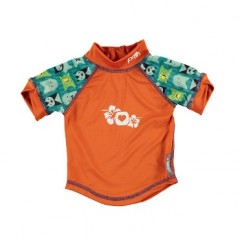 Camiseta UV 50+ Monster Herman de Pop in