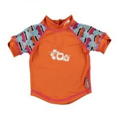 Camiseta UV 50+ Campervan Blue de Pop in