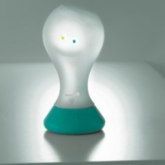 Luz automática y linterna lulu globe trotter de Safety First