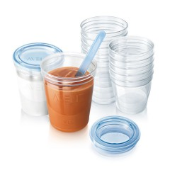 Recipientes Via Gourmet Philips Avent